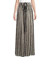 jupe lounge floor-length skirt