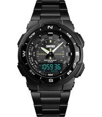 skmei 1370 reloj deportivo digital resistente al agua para hombres