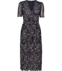 slaldora dress knälång klänning svart soaked in luxury