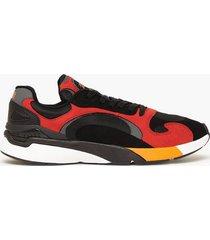 jack & jones jfwbanyard combo poinsettia sneakers röd