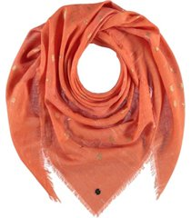 fraas shimmering square scarf