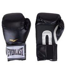 luvas de boxe everlast pro style - 08 oz - adulto