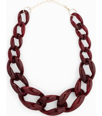 collana statement (rosso) - bpc bonprix collection