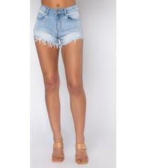 akira extreme stretch high waisted jean shorts