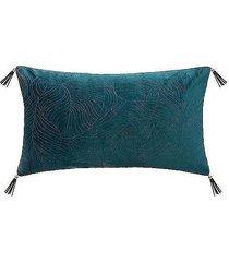 poduszka dekoracyjna aksamitna z frędzlami akiko