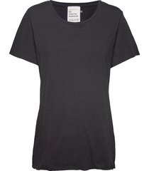 09 the otee t-shirts & tops short-sleeved svart denim hunter