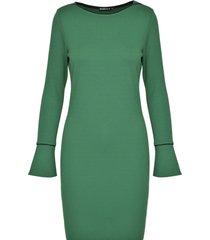 sukienka salla green