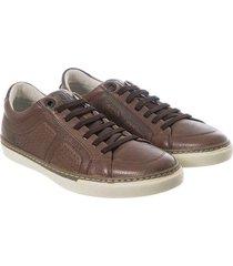 sneakers de cuero para hombre 93096