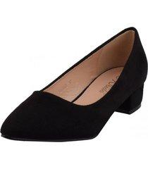 zapato formal  tiffany negro weide