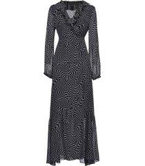 humble georgette lange jurk