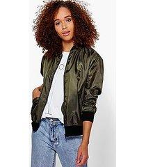 freya basic bomber jacket