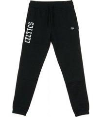 pantalone tuta felpato nba team apparel jogger boscel