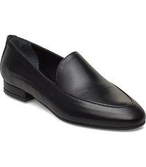 olympia loafers låga skor svart jennie-ellen
