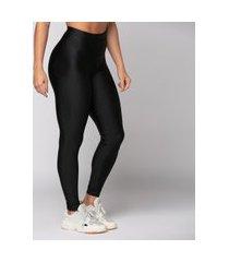 calça legging poliamida black elastic feminina água e luz