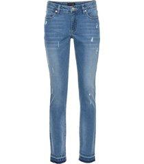 jeans elasticizzati skinny (blu) - bodyflirt