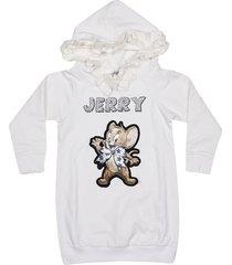 monnalisa jerry hoodie dress