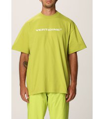 msgm t-shirt vertigine msgm t-shirt with print
