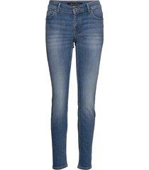 denim trousers slimmade jeans blå marc o'polo