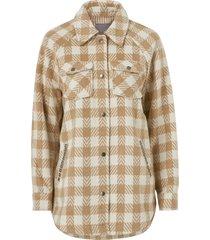 skjortjacka cusaria shirt jacket
