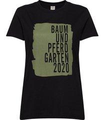 jolee t-shirts & tops short-sleeved grön baum und pferdgarten