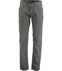 gardeur broek bill-21 mf stretch grijs 420171/82
