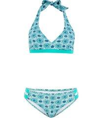 halterneck-bikini (2 delar)