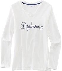 maglia pigiama (bianco) - bpc bonprix collection