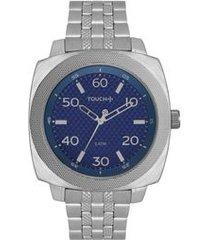 relógio touch unissex prata tw2039kso/4a tw2039kso/4a