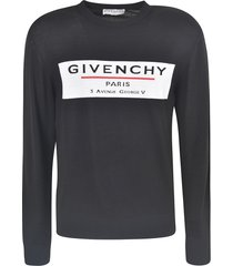 givenchy 3 avenue george v sweater