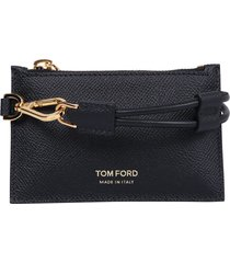 tom ford leather pouch