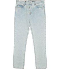 diag pocket jeans