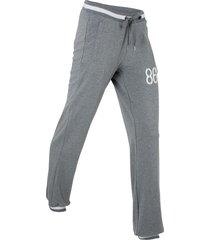 pantaloni elasticizzati (grigio) - bpc bonprix collection
