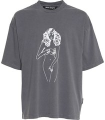 exotic nude woman t-shirt