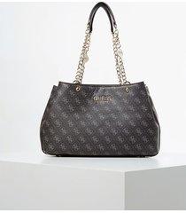 torba na ramię z logo 4g model lorenna
