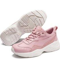 tenis - lifestyle - puma - rosado - ref : 37028204