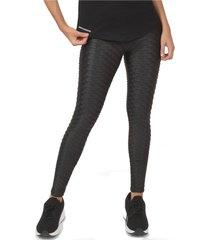 calza leggings push up textura negro bia brazil