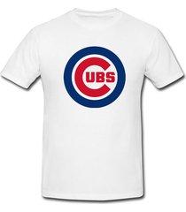 cubs baseball logo t shirt