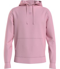 tommy hilfiger hoodie recycled cotton rf mw0mw17398/tmj