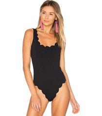 marysia palm springs swimsuit black