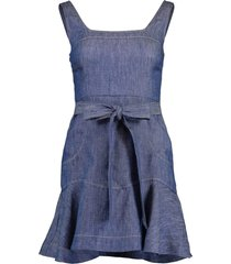 indigo denim makaya dress