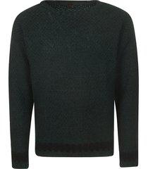 mp massimo piombo round neck sweater