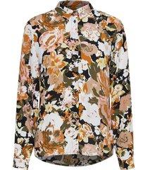 blouse print multi