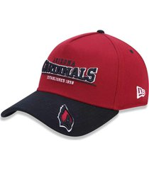 boné arizona cardinals 3930 versatile sport logo - new era