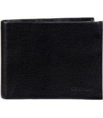 calvin klein men's rfid passcase wallet