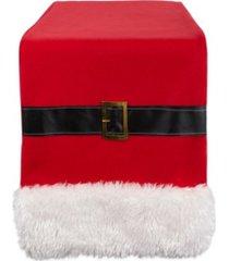 design imports santa belt table runner