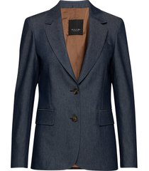 3395 - ginette blazers business blazers blå sand
