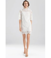 natori lucia lace dress, women's, size 12