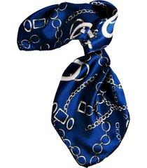 pañuelo bandana cadenas azul viva felicia