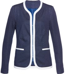 blazer fantasia (blu) - bpc selection