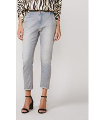 summum 4s2109-5089 loose tapered jeans soft cotton